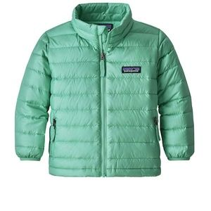 New Patagonia Baby Down Sweater